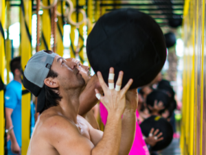 Wall Ball CrossFit