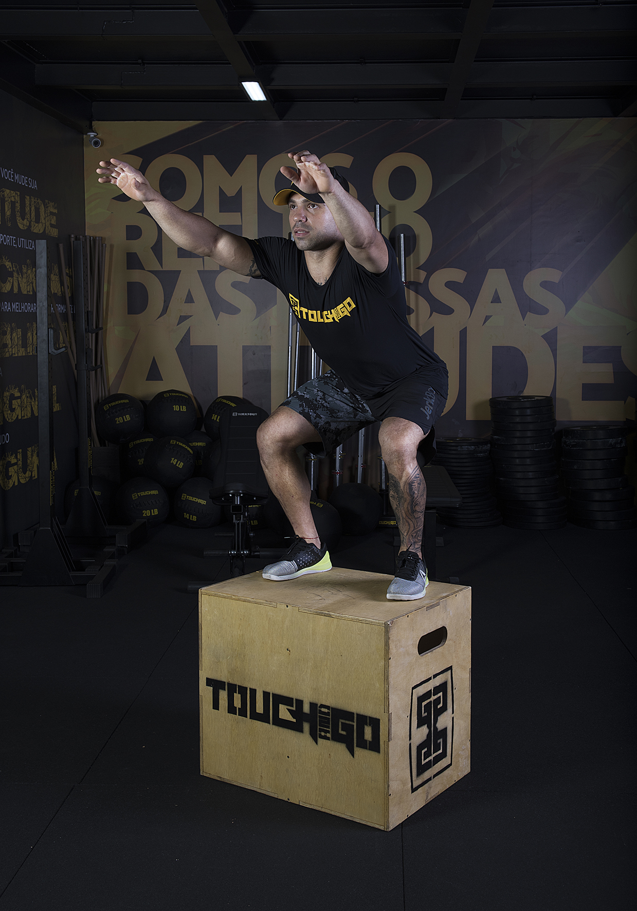 box jump benefícios como fazer