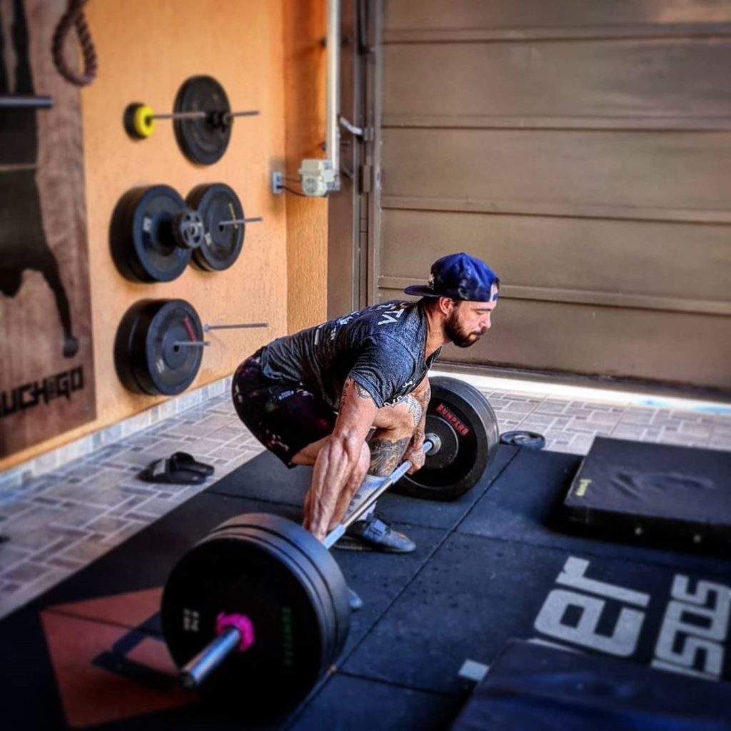 como montar home box crossfit touch and go
